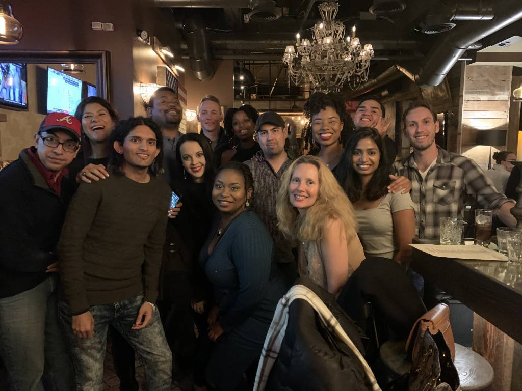 Social Singles Night Out